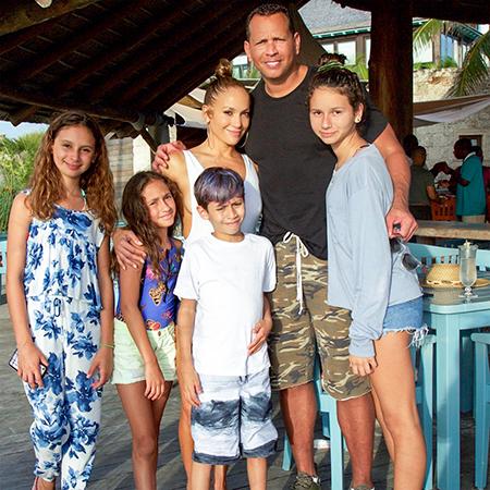 Алекс Родригес объяснил, как его дочери переживают разрыв с Дженнифер Лопес-Фото 2