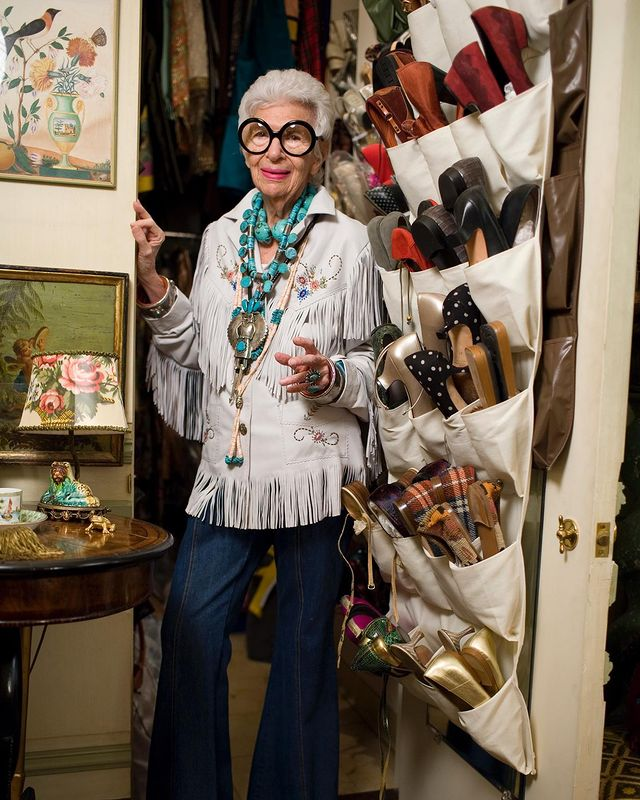 Целая эпоха: Айрис Апфель и ее коллекция украшений-Фото 1