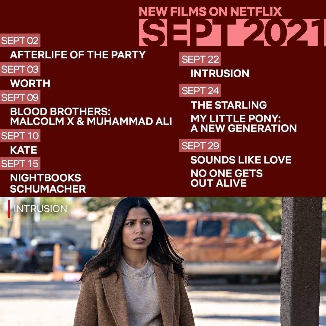 Netflix опубликовал список фильмов для просмотра осенью-Фото 1