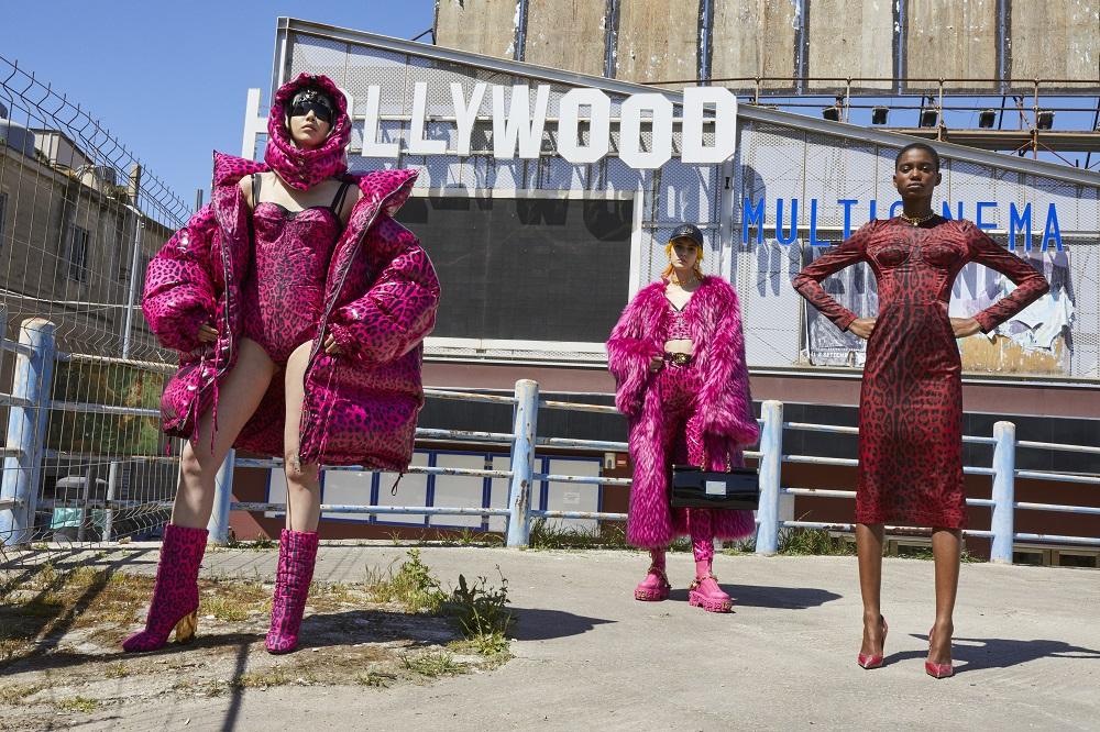 Сицилийская загадка: Рекламная кампанияDolce&GabbanaFW 2021/22-Фото 2