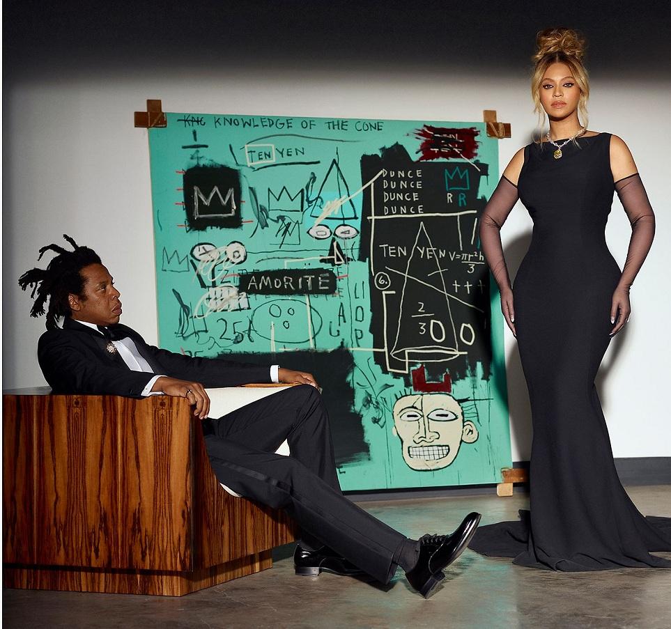 Бейонсе и Джей-Зи снялись в новом кампейне ювелирного бренда Tiffany & Co-Фото 1