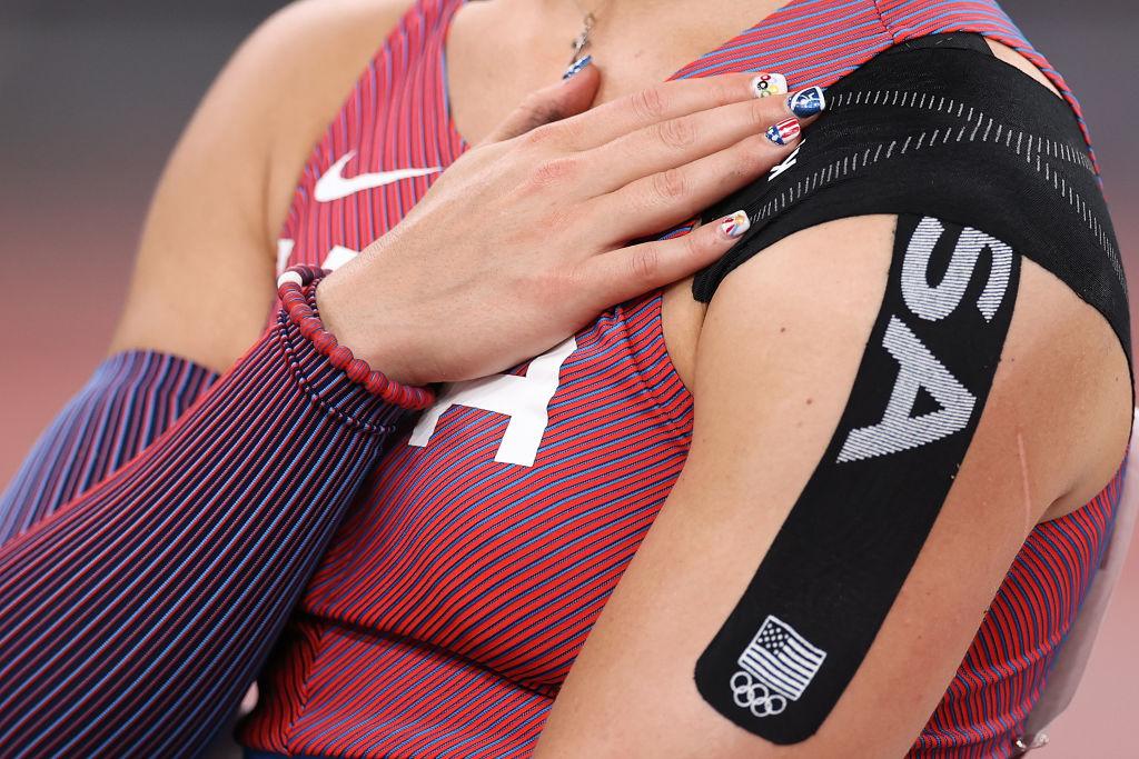 Красота в деталях: Лучшие бьюти-моменты с Олимпиады 2020-Фото 4
