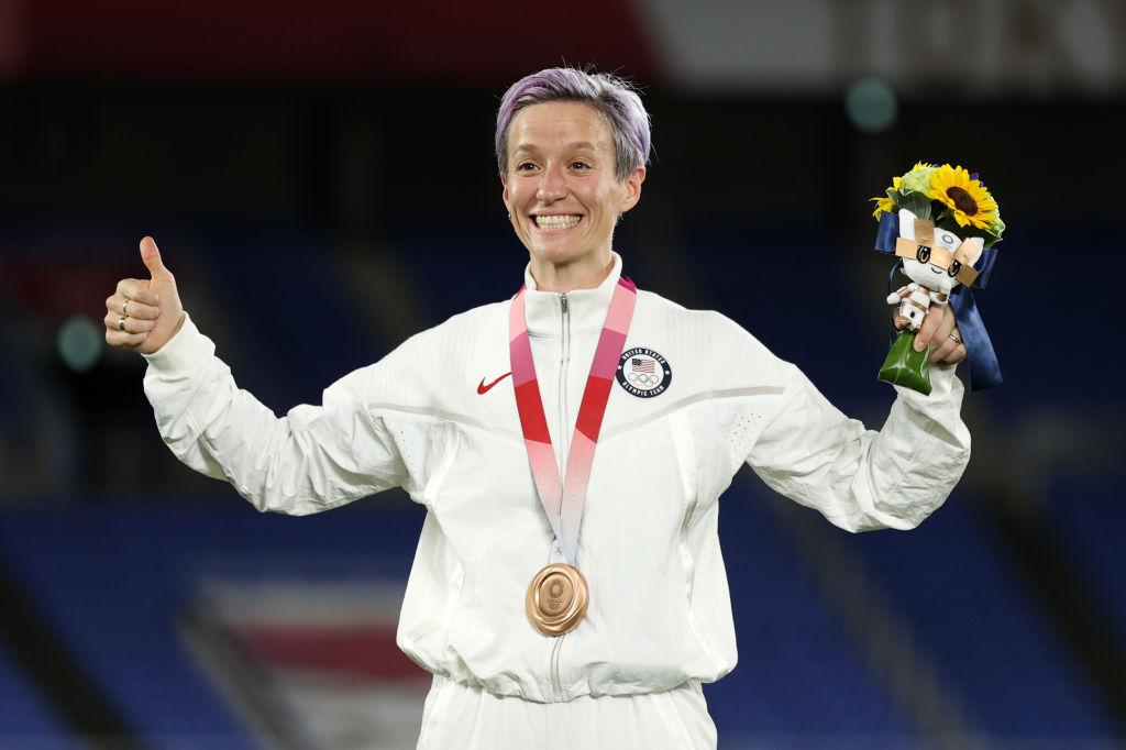 Красота в деталях: Лучшие бьюти-моменты с Олимпиады 2020-Фото 2