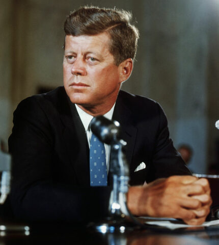 Новые подробности: Любовница Джона Кеннеди рассказала о громком романе-430x480