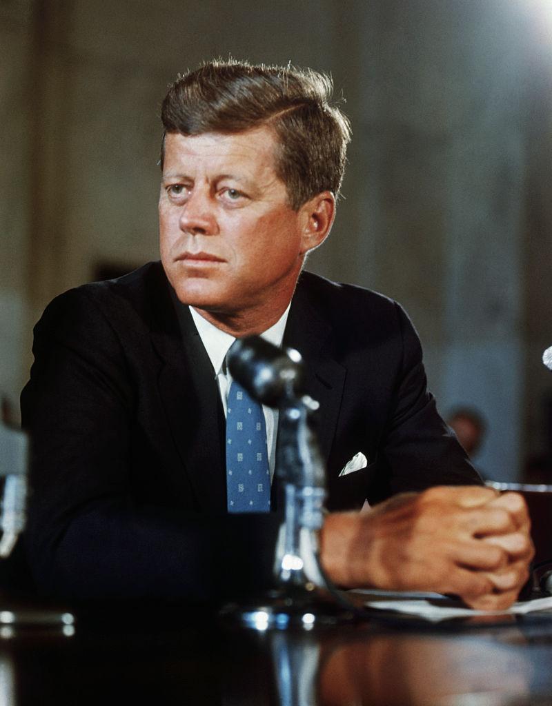 Новые подробности: Любовница Джона Кеннеди рассказала о громком романе-Фото 1