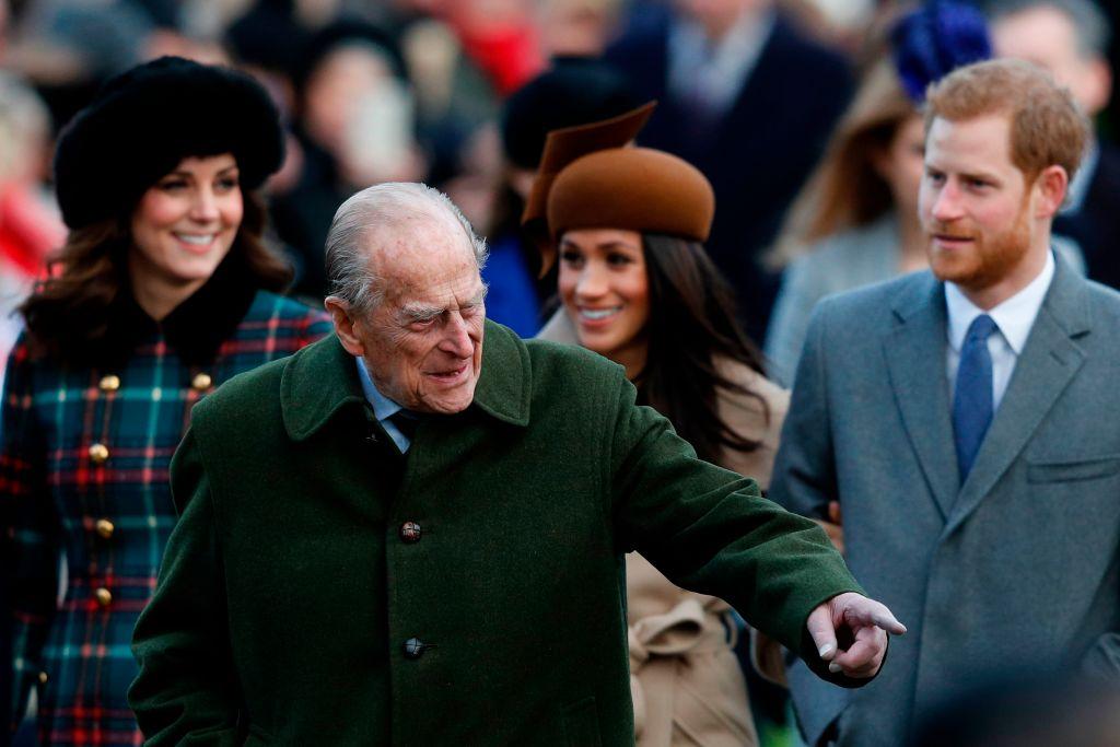 Как Кейт Миддлтон и принц Уильям справляются с кончиной принца Филиппа-Фото 1