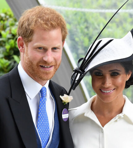МеганМаркли принц Гарри признались, что им было тяжело отказаться от семьи-430x480