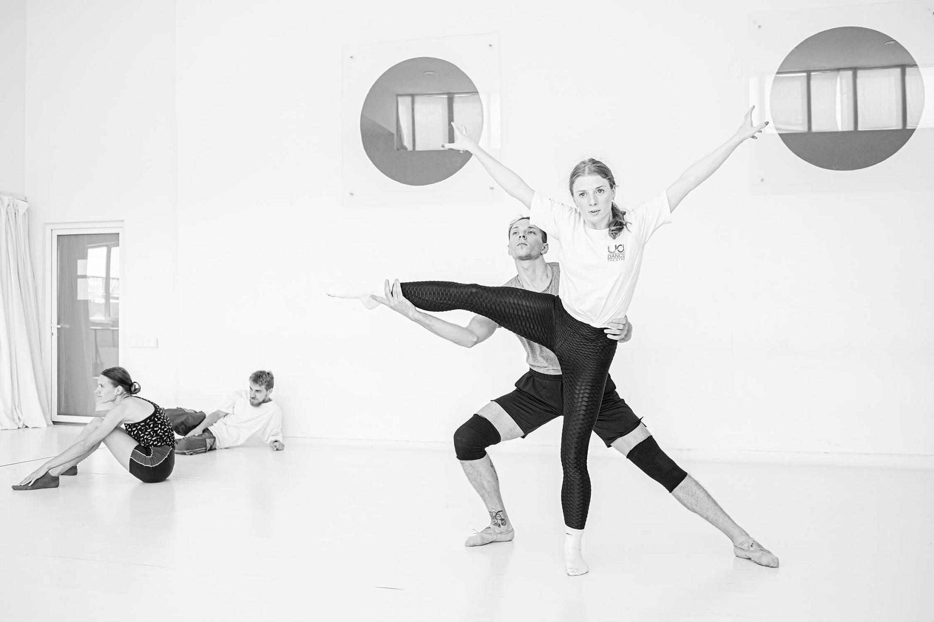 У Києві вперше покажуть танцювальну виставу ARKAN, у якій візьмуть участь і глядачі-Фото 1