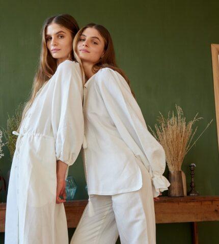 Андре Тан создал лимитированную коллекцию платьев и блуз к 30-летию Независимости Украины-430x480