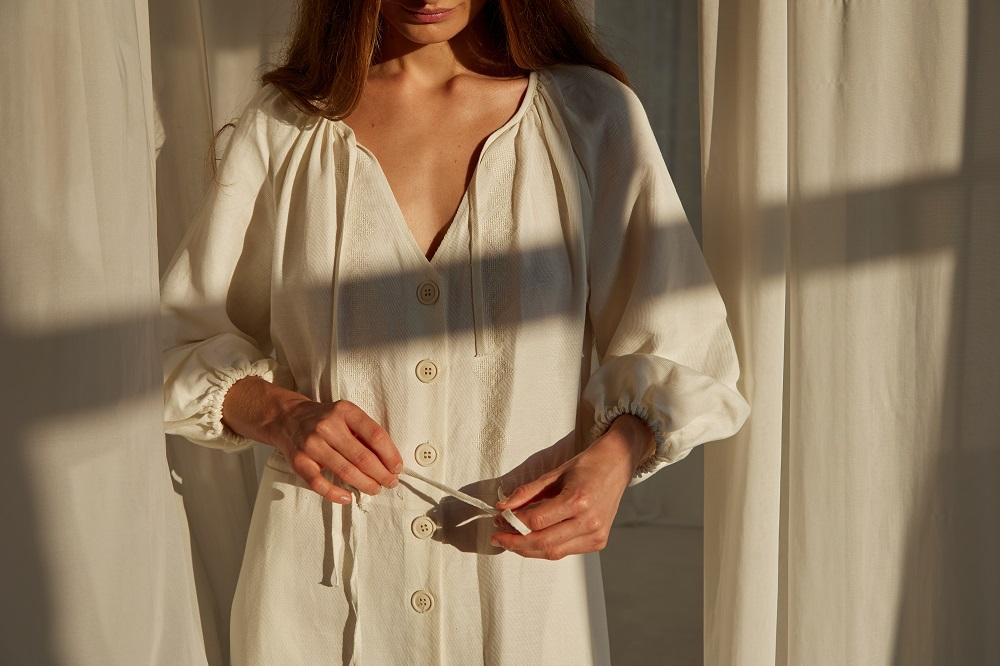 Андре Тан создал лимитированную коллекцию платьев и блуз к 30-летию Независимости Украины-Фото 4