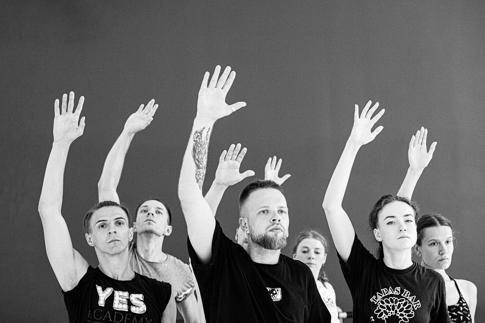 У Києві вперше покажуть танцювальну виставу ARKAN, у якій візьмуть участь і глядачі-Фото 2