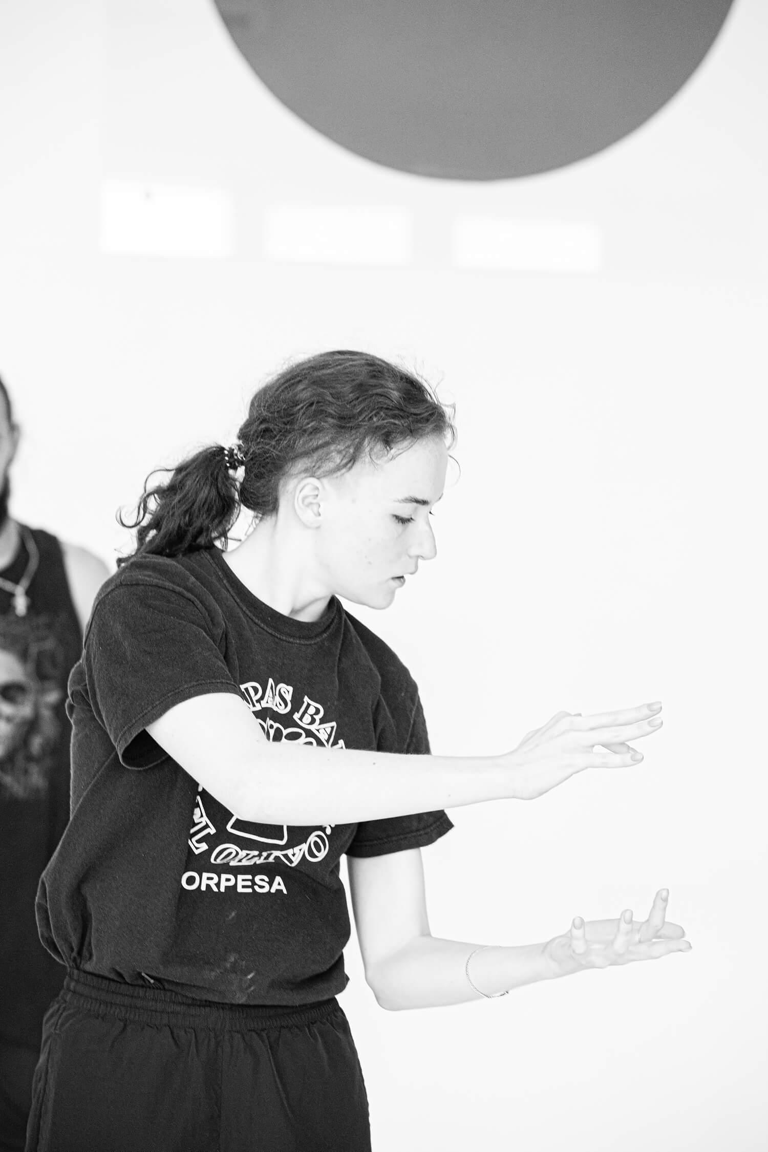 У Києві вперше покажуть танцювальну виставу ARKAN, у якій візьмуть участь і глядачі-Фото 3