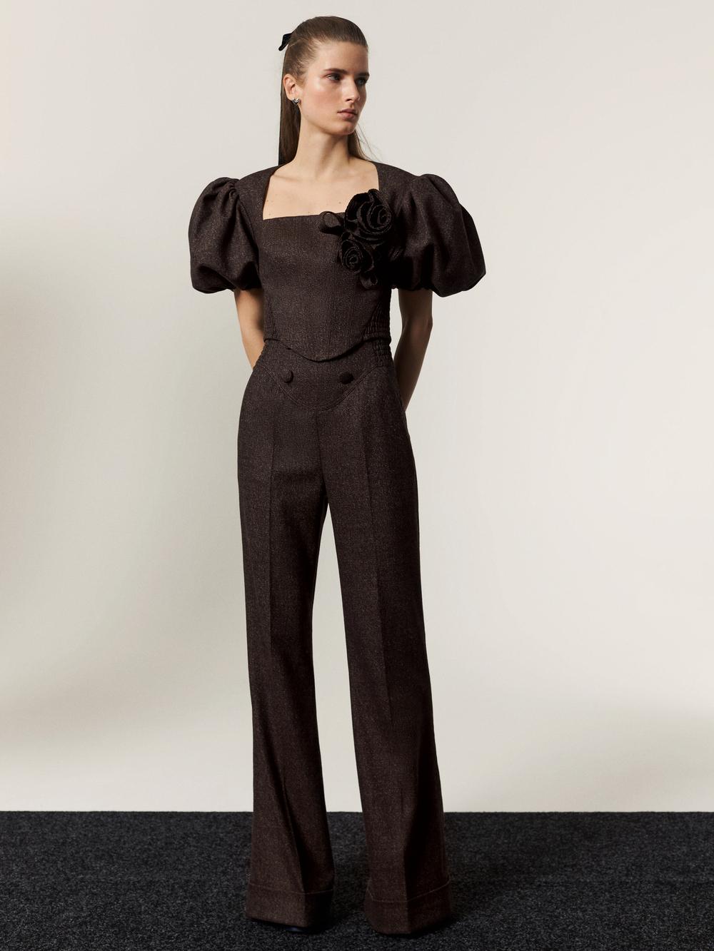 В стиле Жаклин Кеннеди: Украинский бренд Marianna Senchina презентовал коллекцию Fall-Winter 21/22-Фото 7