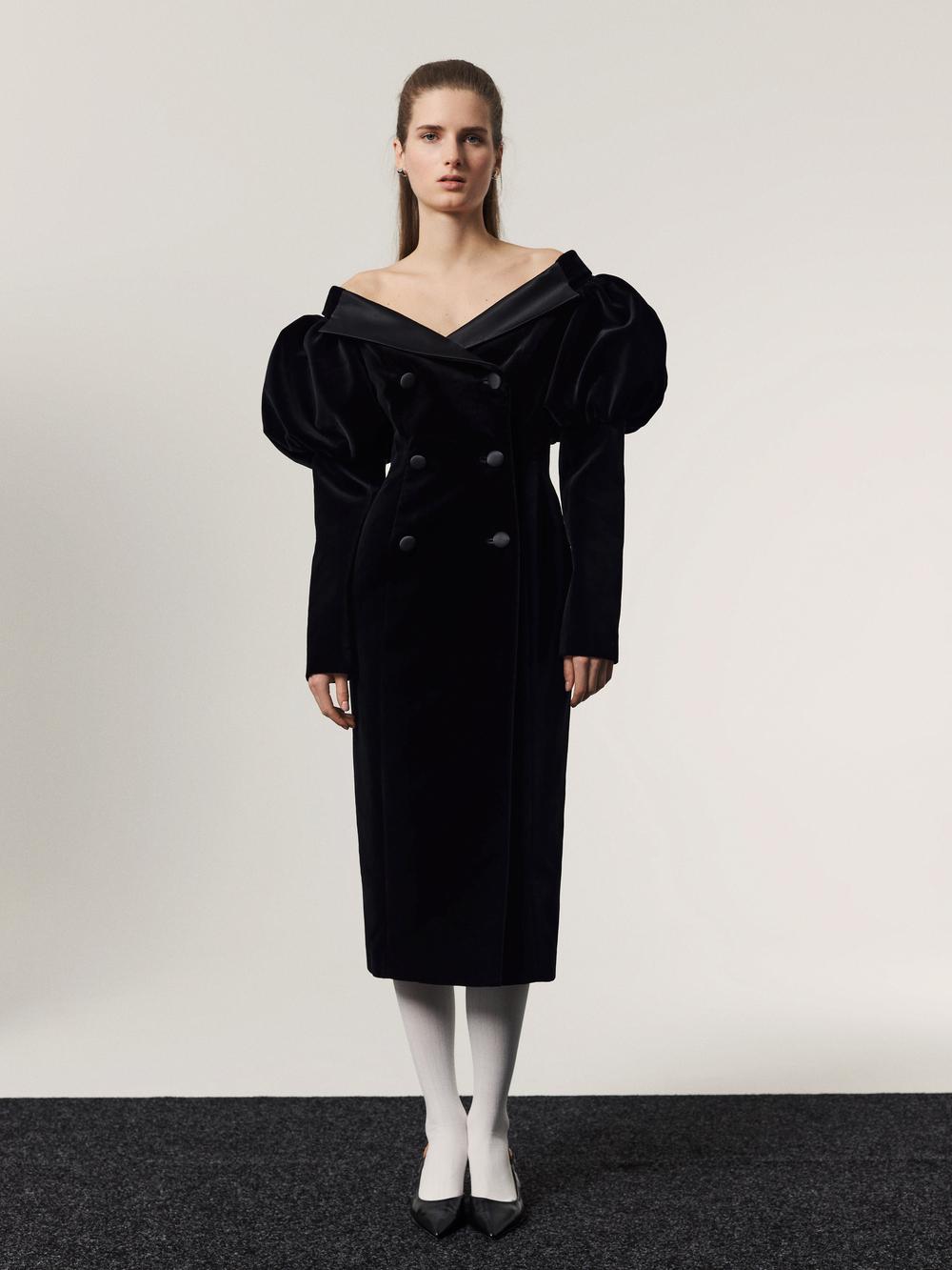 В стиле Жаклин Кеннеди: Украинский бренд Marianna Senchina презентовал коллекцию Fall-Winter 21/22-Фото 1