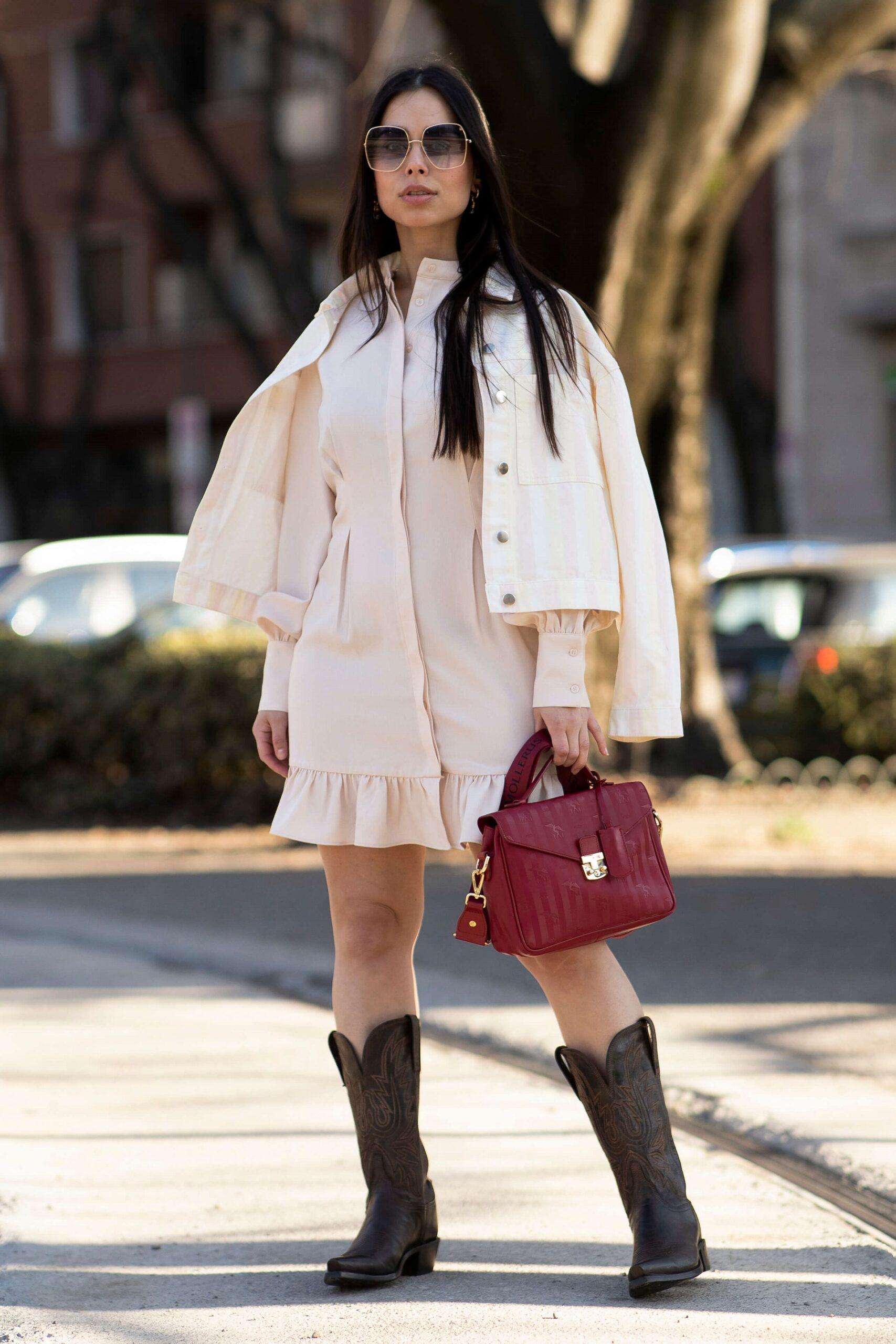 Не тренчем единым: Трендовая верхняя одежда осени 2021-Фото 6