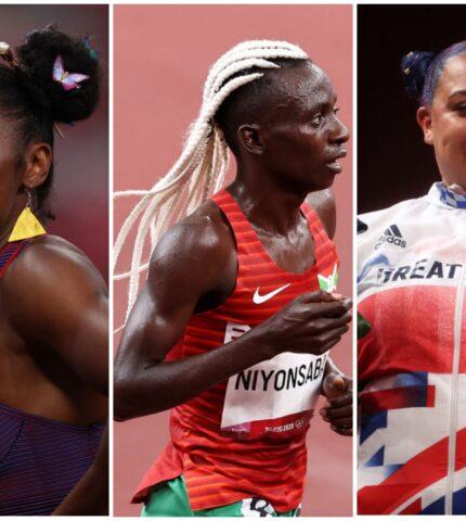Красота в деталях: Лучшие бьюти-моменты с Олимпиады 2020-430x480