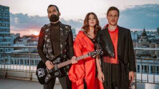 Гурт KAZKA презентували нову пісню, що стала головним саундтреком до серіалу «Моя улюблена Страшко»-320x180