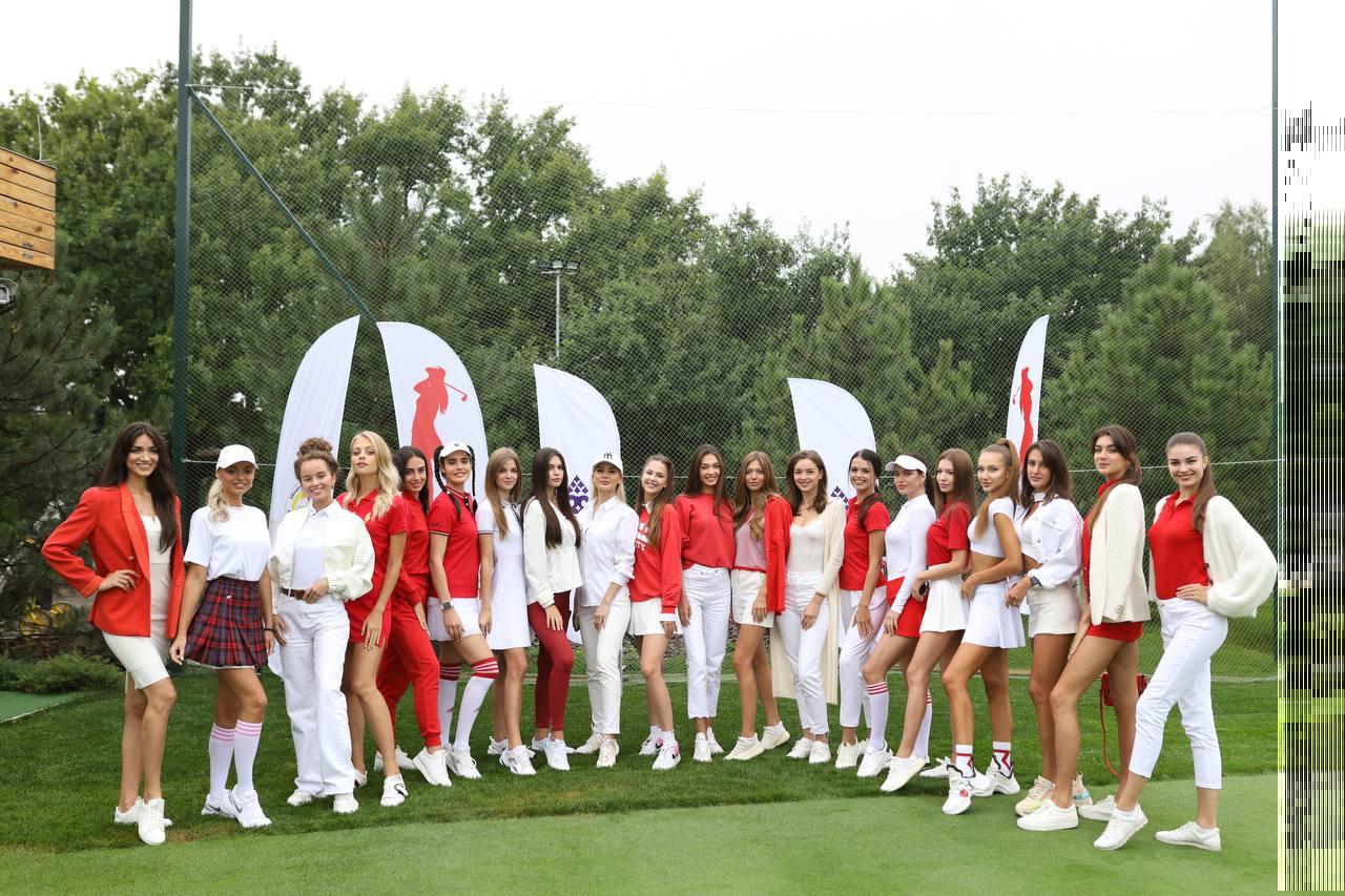 Турнир по женскому гольфу среди претенденток на титул «Мисс Украина 2021»-Фото 1