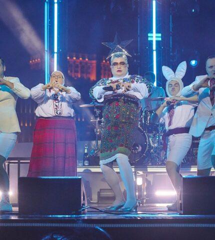 «З Днем народження, Україно!»:VERKA SERDUCHKA виконає легендарну пісню Dancing Lasha Tumbai-430x480