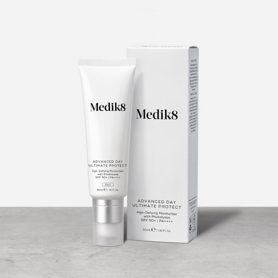 Две новинки от Medik8: все, что нужно коже днем в любое время года-Фото 1