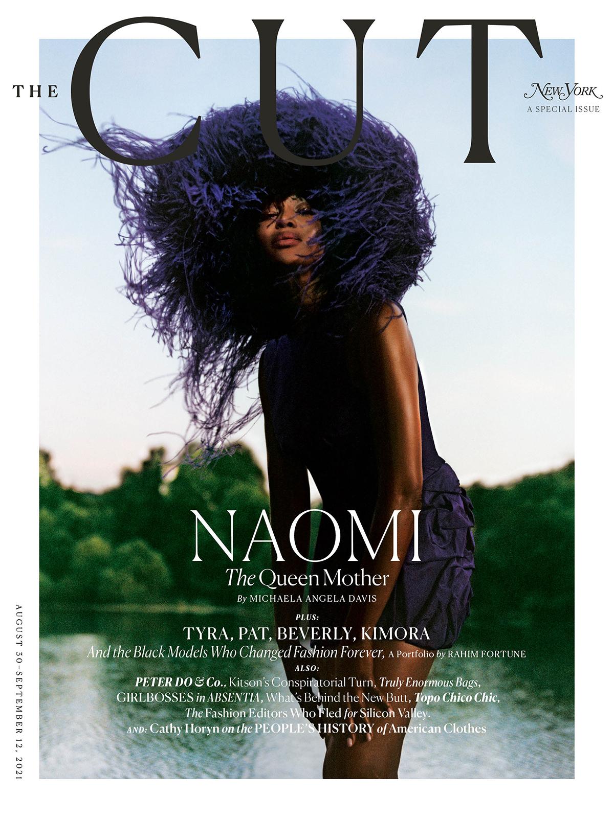 Наоми Кэмпбелл пожертвовала любовью ради карьеры – признания легенды-Фото 2
