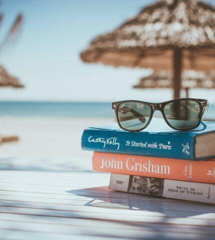 Книжки для відпустки-430x480