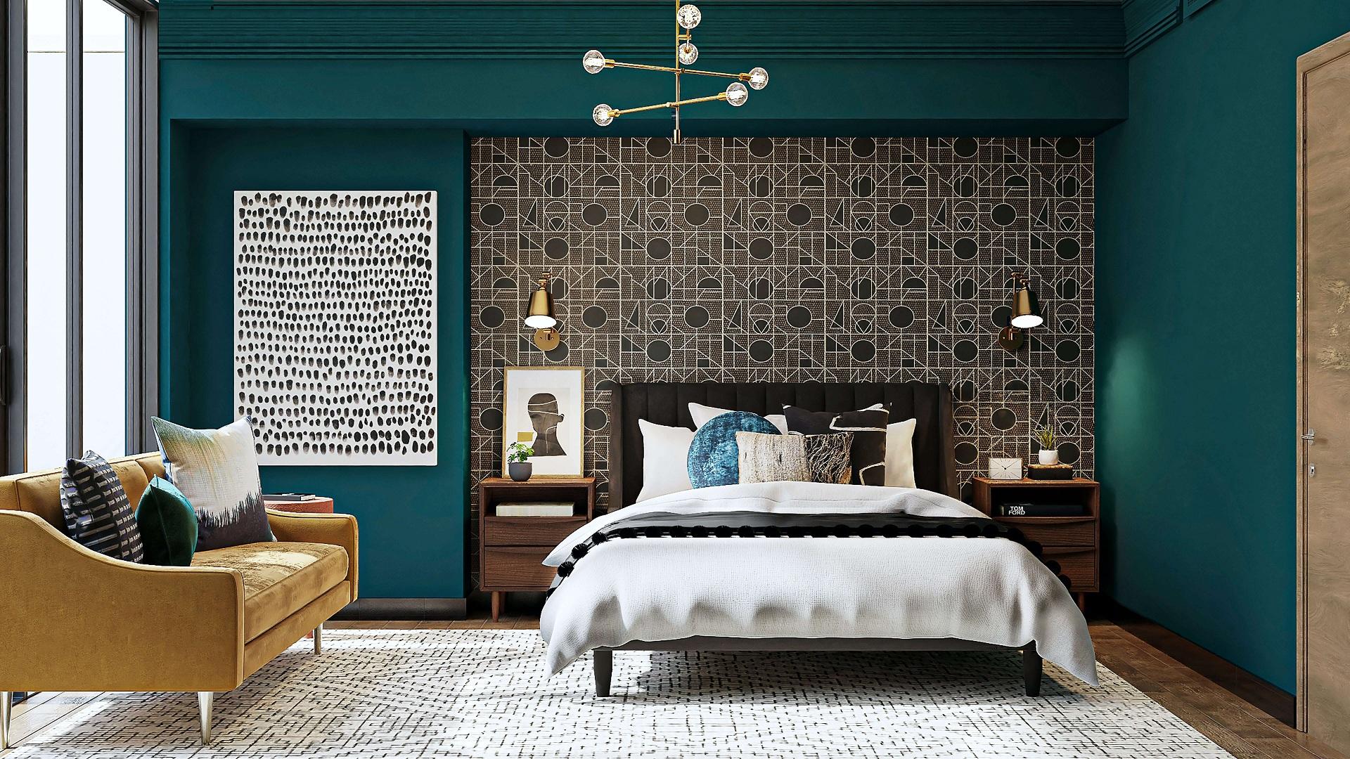 Место отдыха: 7 стильных приемов как изменить свою спальню-Фото 2
