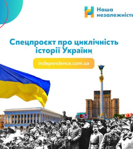 Від козацького віче до сучасного народовладдя: Інститут когнітивного моделювання запустив спецпроєкт про циклічність історії України-430x480