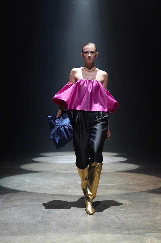 В рамках Недели моды в Нью-Йорке прошел цифровой показ украинского бренда GASANOVA-Фото 1