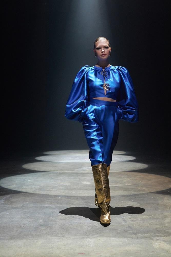 В рамках Недели моды в Нью-Йорке прошел цифровой показ украинского бренда GASANOVA-Фото 7