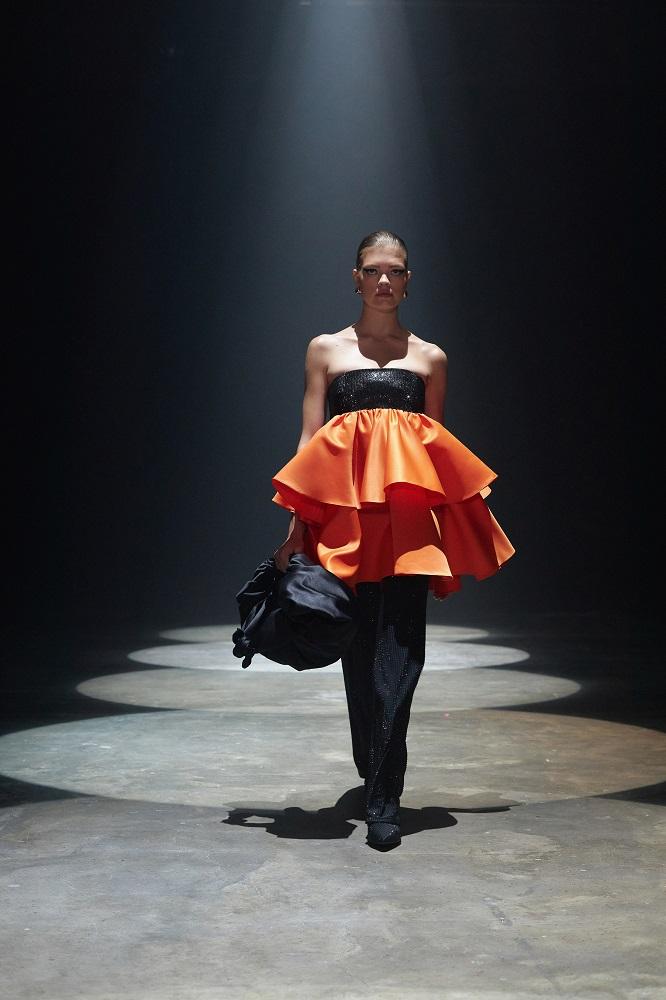 В рамках Недели моды в Нью-Йорке прошел цифровой показ украинского бренда GASANOVA-Фото 13