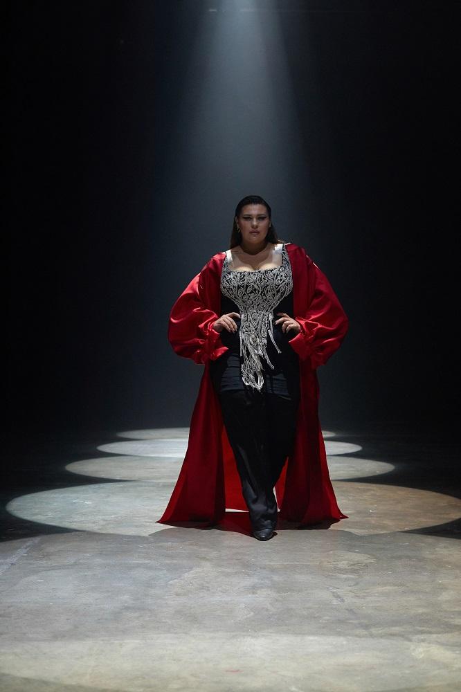 В рамках Недели моды в Нью-Йорке прошел цифровой показ украинского бренда GASANOVA-Фото 6