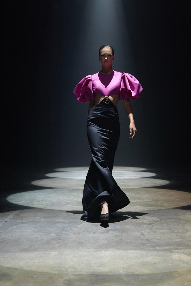 В рамках Недели моды в Нью-Йорке прошел цифровой показ украинского бренда GASANOVA-Фото 8