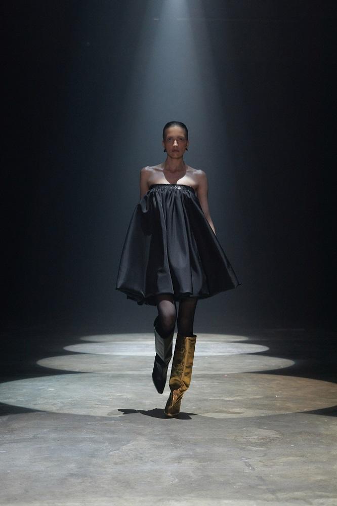В рамках Недели моды в Нью-Йорке прошел цифровой показ украинского бренда GASANOVA-Фото 12