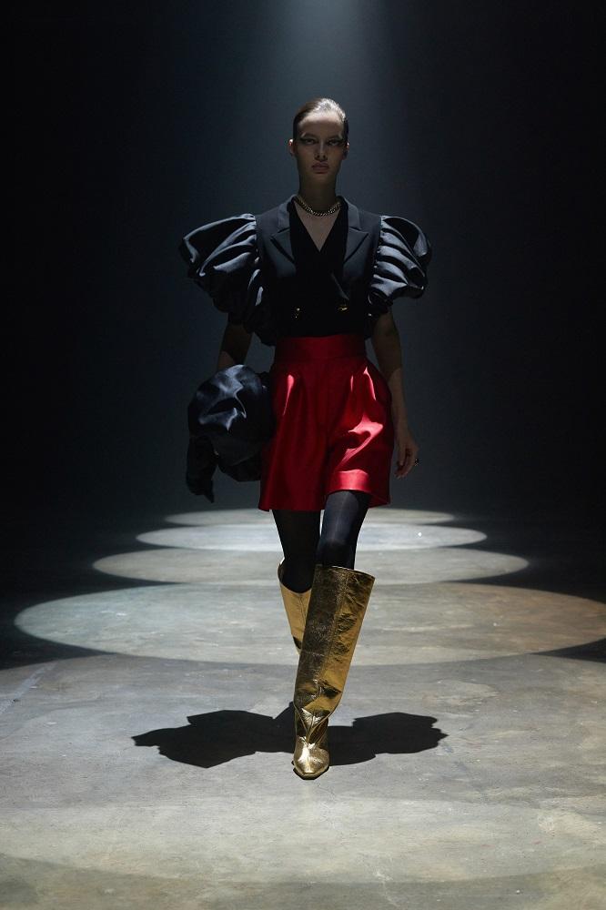 В рамках Недели моды в Нью-Йорке прошел цифровой показ украинского бренда GASANOVA-Фото 9