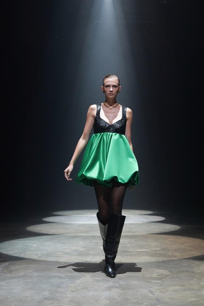 В рамках Недели моды в Нью-Йорке прошел цифровой показ украинского бренда GASANOVA-Фото 11
