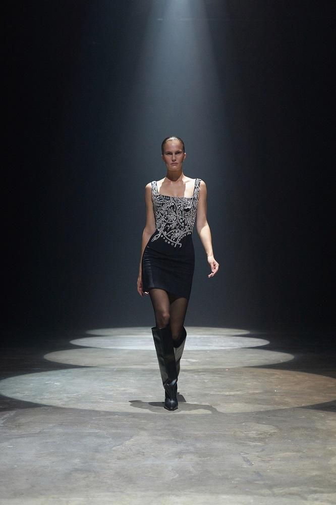В рамках Недели моды в Нью-Йорке прошел цифровой показ украинского бренда GASANOVA-Фото 4