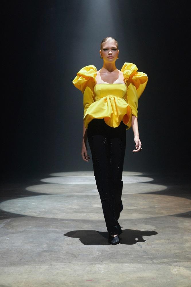 В рамках Недели моды в Нью-Йорке прошел цифровой показ украинского бренда GASANOVA-Фото 2