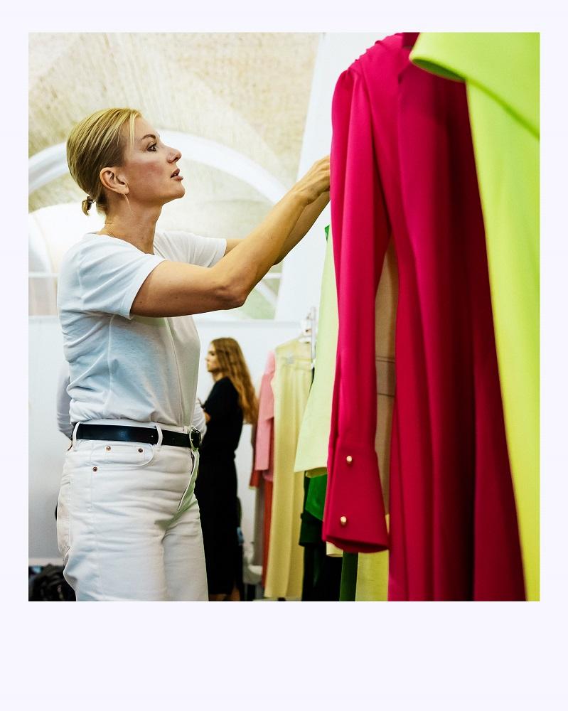 Ексклюзив Marie Claire: що відбувається за лаштунками модного показу Elena Burenina SS 2022-Фото 3