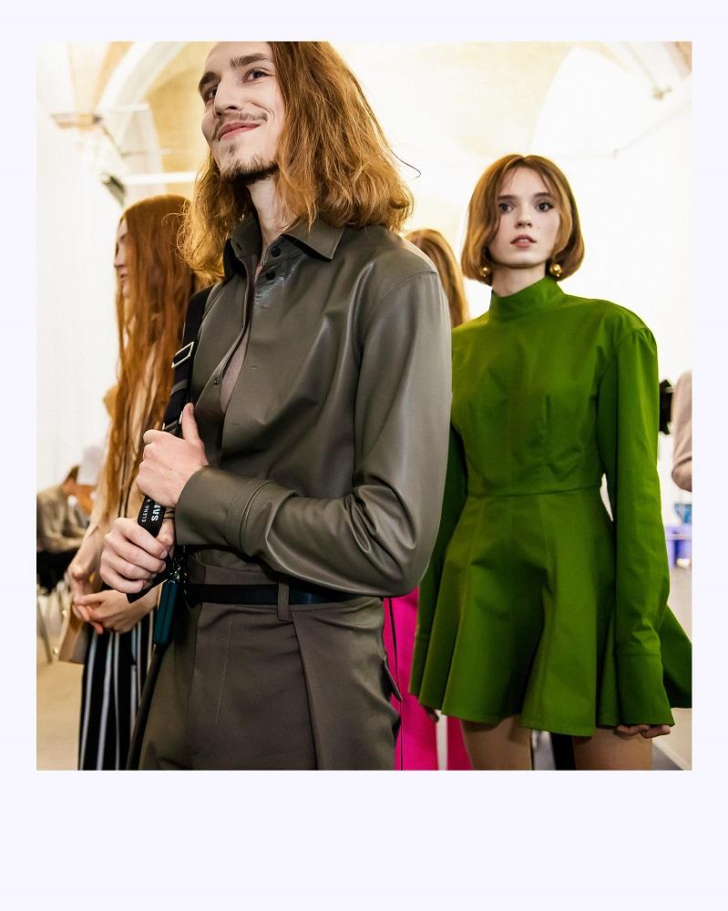Ексклюзив Marie Claire: що відбувається за лаштунками модного показу Elena Burenina SS 2022-Фото 18