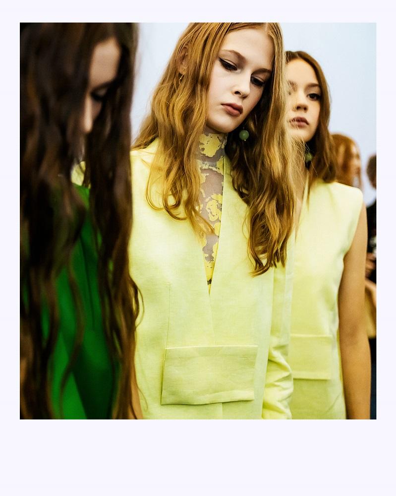 Ексклюзив Marie Claire: що відбувається за лаштунками модного показу Elena Burenina SS 2022-Фото 14