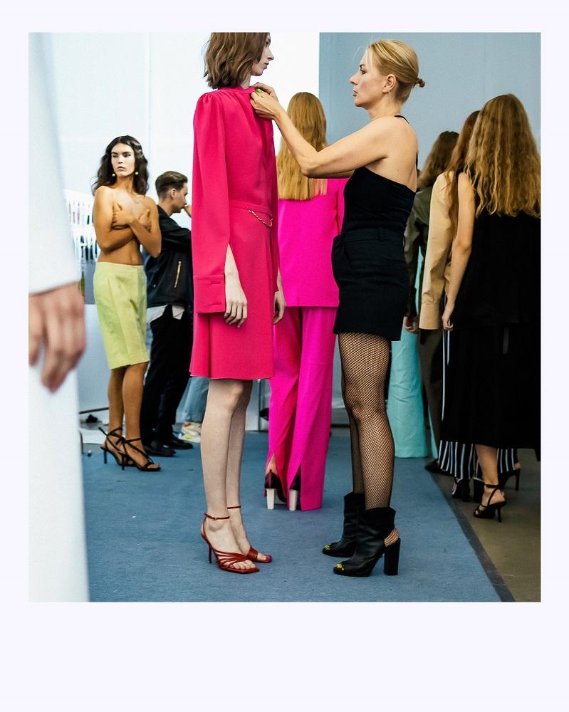 Ексклюзив Marie Claire: що відбувається за лаштунками модного показу Elena Burenina SS 2022-Фото 13