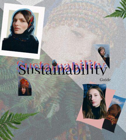 Sustainability Guide: Простое руководство по осознанной моде — термины и понятия, которые нужно знать-430x480
