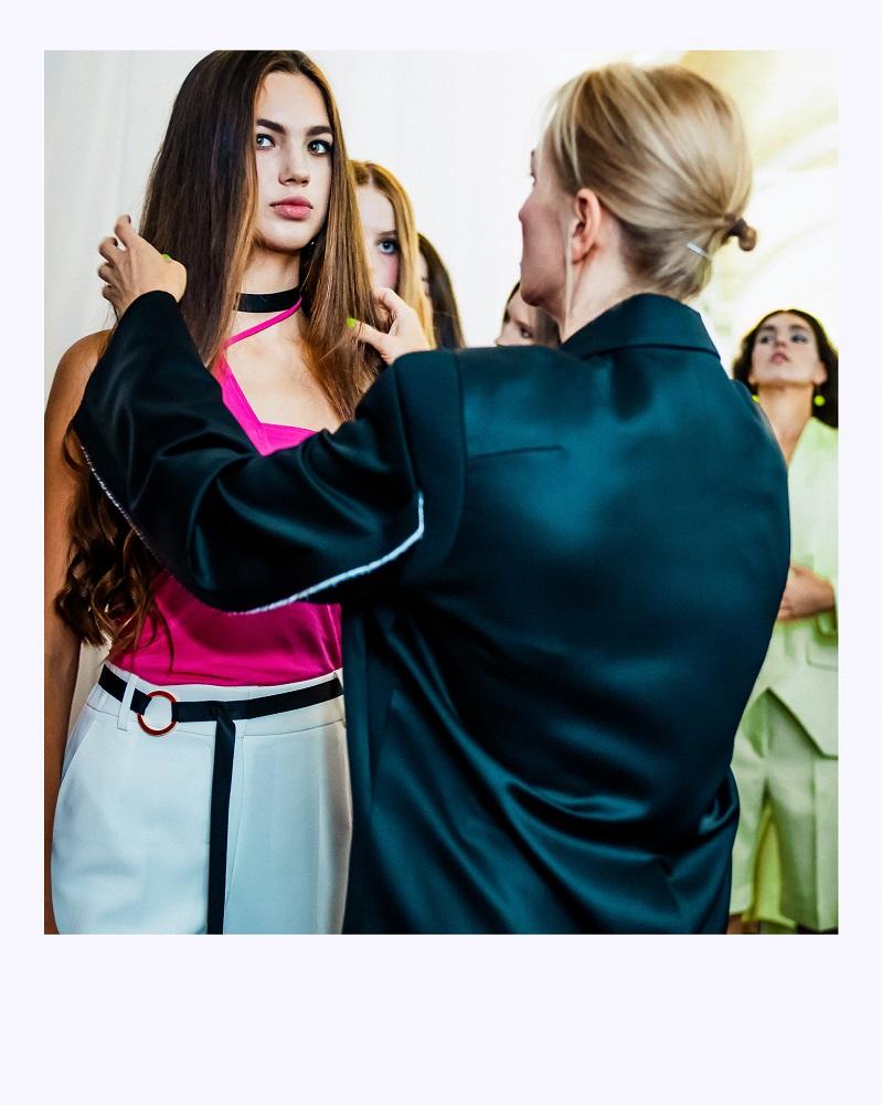 Ексклюзив Marie Claire: що відбувається за лаштунками модного показу Elena Burenina SS 2022-Фото 4
