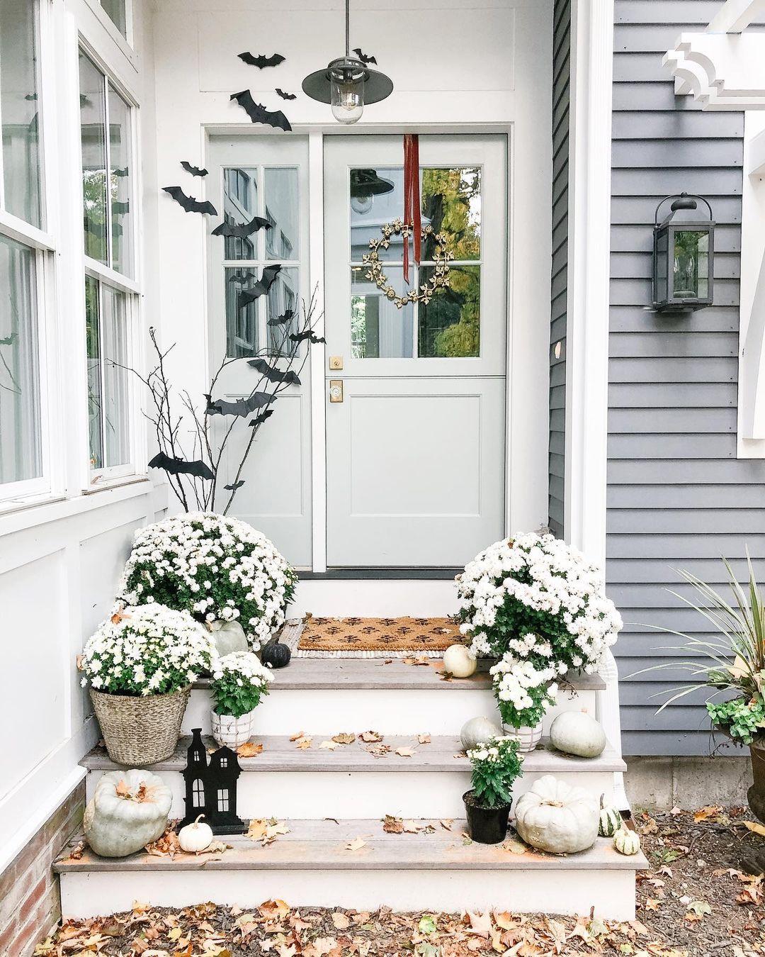 Вдохновленные осенью: 10 идей как украсить свой дом-Фото 8