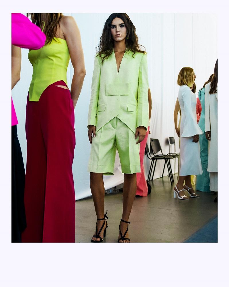 Ексклюзив Marie Claire: що відбувається за лаштунками модного показу Elena Burenina SS 2022-Фото 12