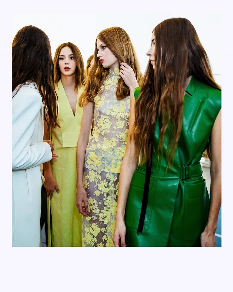 Ексклюзив Marie Claire: що відбувається за лаштунками модного показу Elena Burenina SS 2022-Фото 9