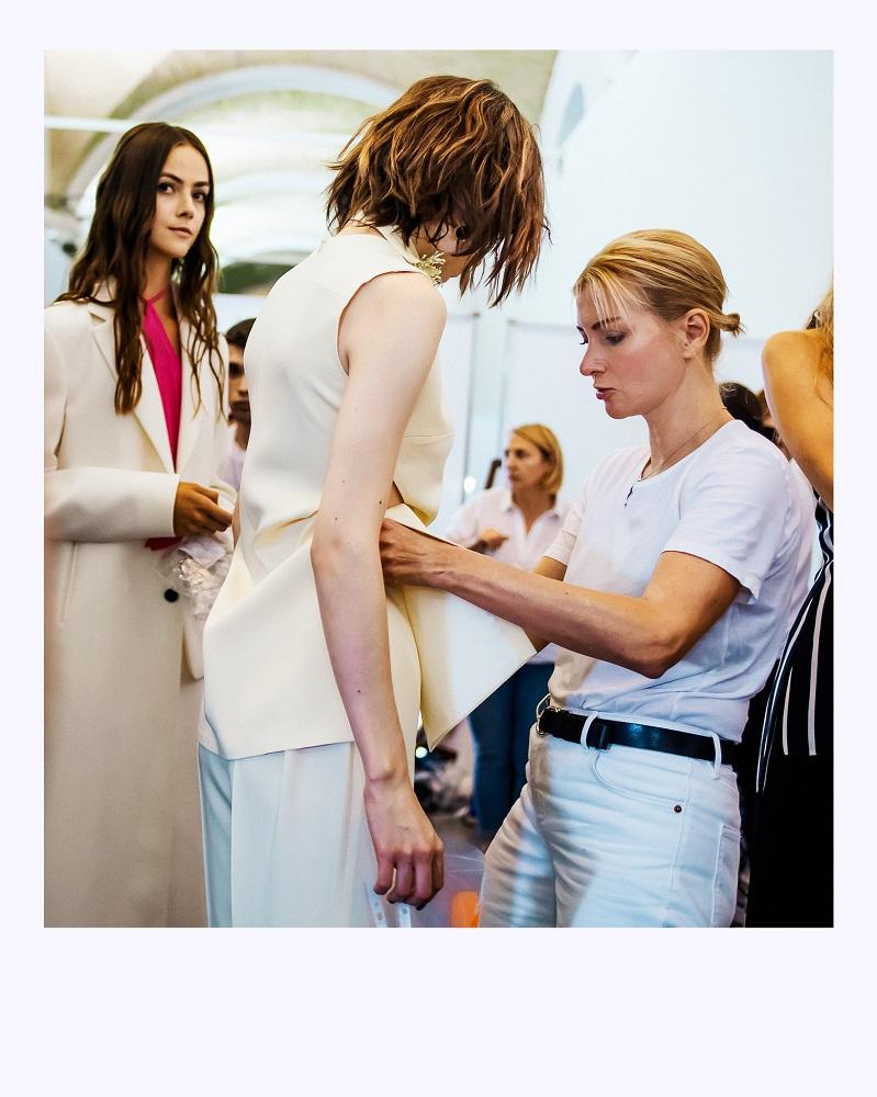 Ексклюзив Marie Claire: що відбувається за лаштунками модного показу Elena Burenina SS 2022-Фото 11