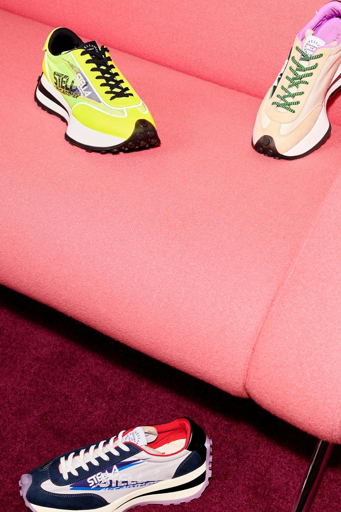Стелла МакКартни презентовала новую линейку веганской спортивной обуви-Фото 4