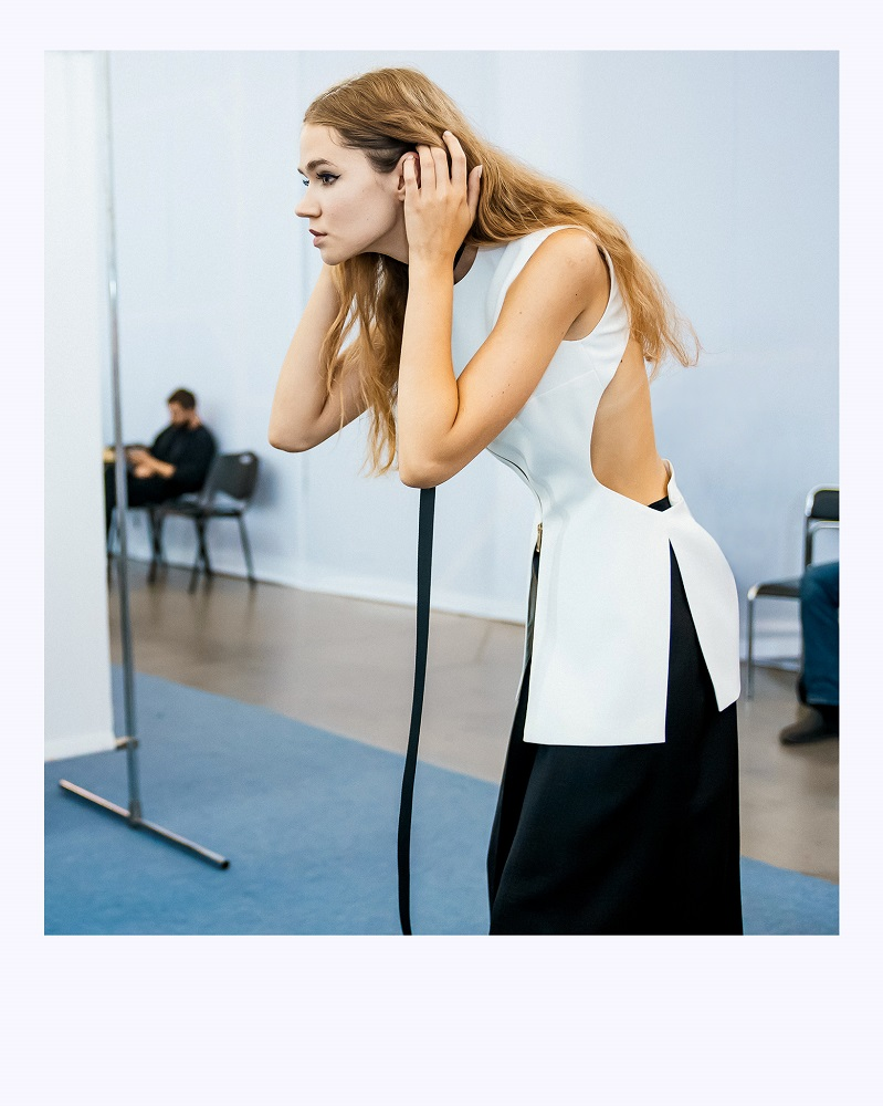 Ексклюзив Marie Claire: що відбувається за лаштунками модного показу Elena Burenina SS 2022-Фото 6